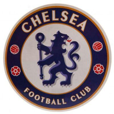 Chelsea címer matrica