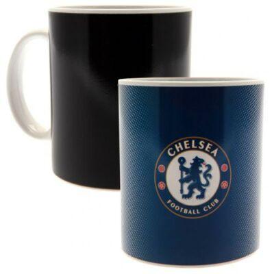 Chelsea hőre változó bögre GERY