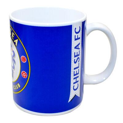 Chelsea kerámia bögre RIBBON