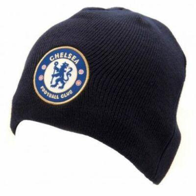 Chelsea kötött sapka BLUE