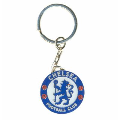 Chelsea fém kulcstartó