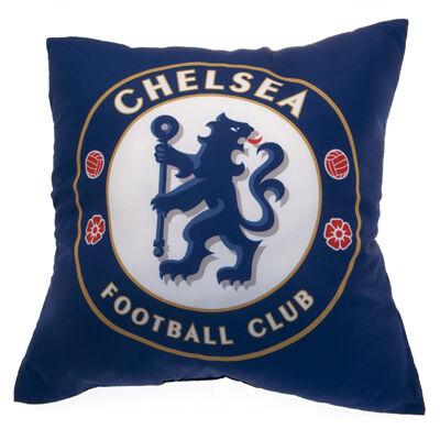 Chelsea címeres párna