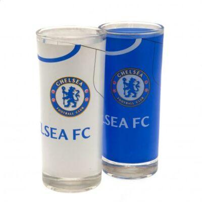 Chelsea színes pohár - 2db
