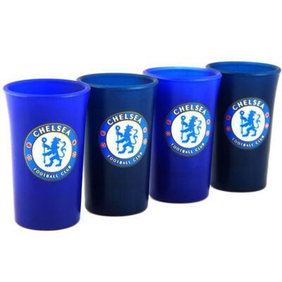 Chelsea színes rövidital készlet (4 részes)