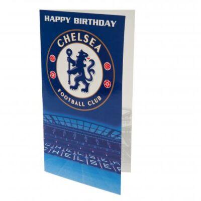 Chelsea születésnapi kártya