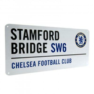 Chelsea utcatábla STAMFORD BRIDGE