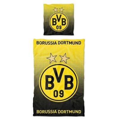 Borussia Dortmund ágynemű paplan-és párnahuzat STERN