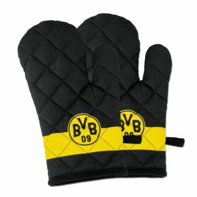 Borussia Dortmund sütőkesztyű, edényfogó