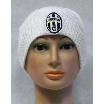 Juventus kötött sapka BIANCO