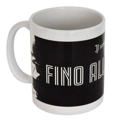 Juventus kerámia bögre FINO