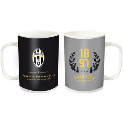 "Juventus kerámia bögre ""Grigio"""
