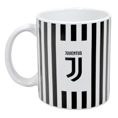 Juventus kerámia bögre STRISCE