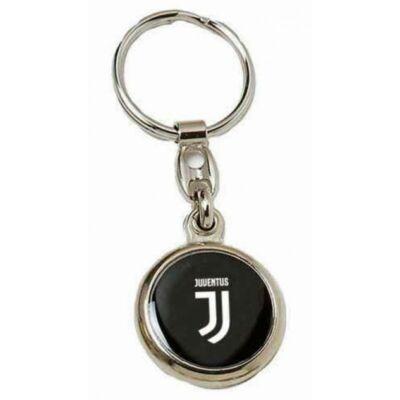 """Juventus kerek kulcstartó """"Nuovo"""""""