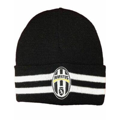 Juventus kötött sapka NEGRO