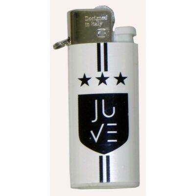 Juventus tűzköves mini öngyújtó BIANCO