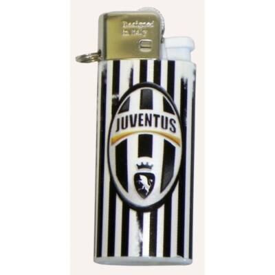 Juventus tűzköves mini öngyújtó LOGORO