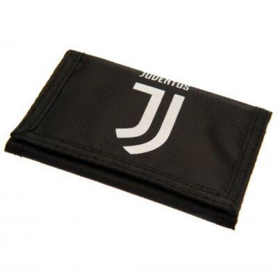 Juventus tépőzáras pénztárca NUOVO