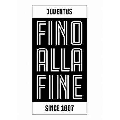 Juventus törölköző FINO