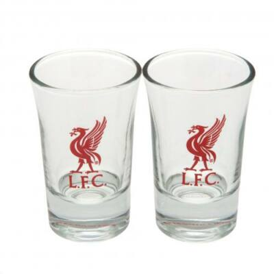 Liverpool rövidital készlet (2 részes)