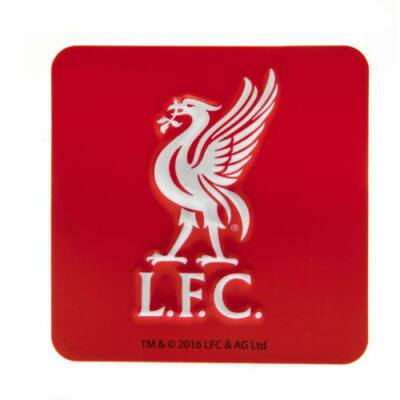 Liverpool hűtőmágnes 3D