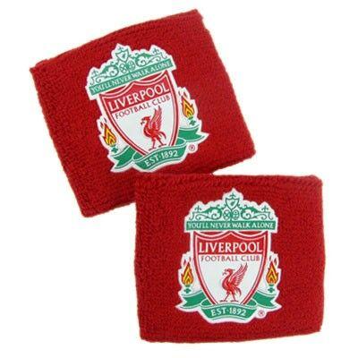 Liverpool csuklószorító RED