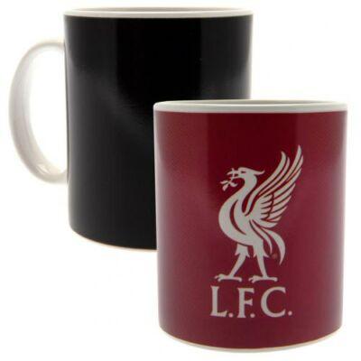 Liverpool hőre változó bögre GERY