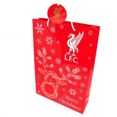 Liverpool karácsonyi ajándék táska