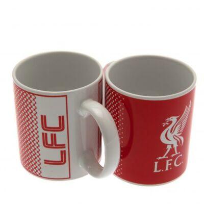Liverpool kerámia bögre FADE