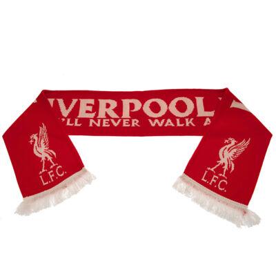 Liverpool kötött sál YNWA