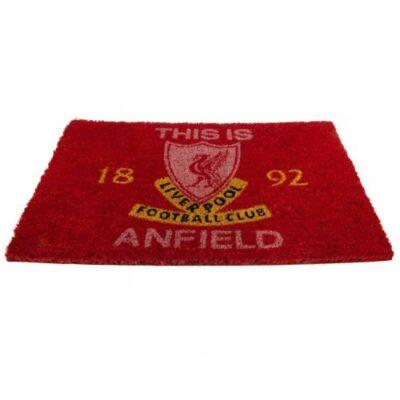 Liverpool lábtörlő TIA