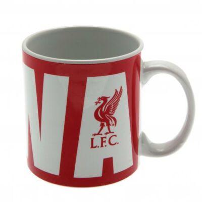 Liverpool kerámia bögre WMARK