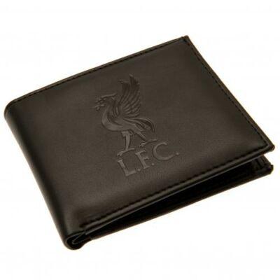 Liverpool bőr pénztárca DEBOSSED