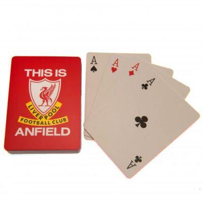 Liverpool römi, poker kártya