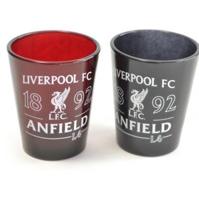 Liverpool rövidital készlet TEAM