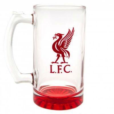 Liverpool sörös korsó STEIN