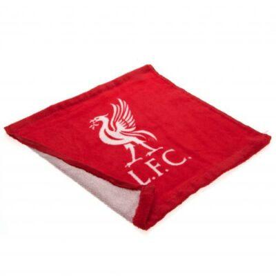 Liverpool kéz és arc törlő - 30x30cm