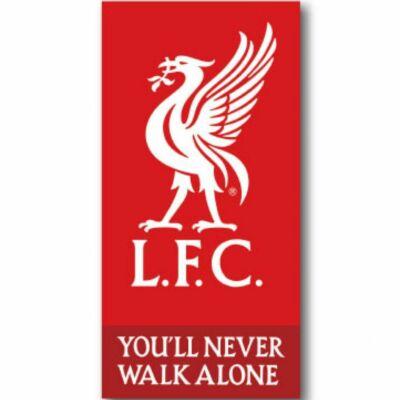 Liverpool törölköző CREST