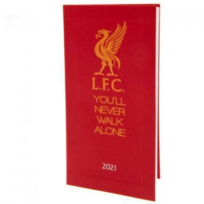 Liverpool zsebnaptár 2021