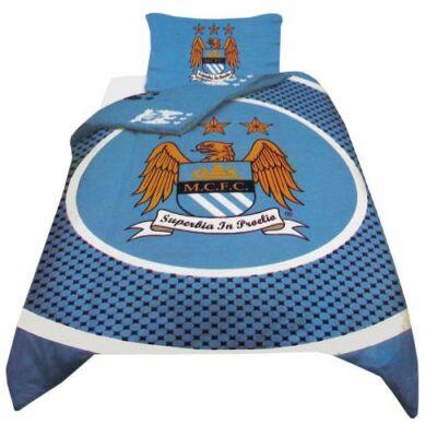 Manchester City ágynemű paplan-és párnahuzat BULLSEYE