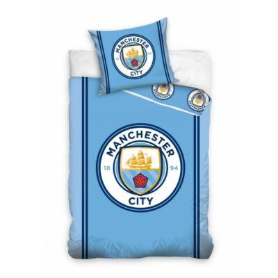 Manchester City ágynemű paplan-és párnahuzat LUCID
