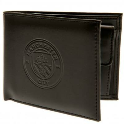 Manchester City bőr pénztárca DEBOSSED