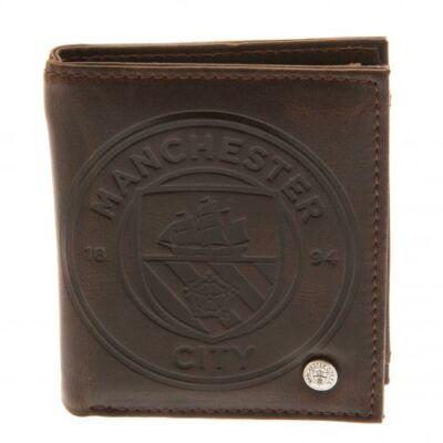 Manchester City bőr pénztárca LUXURY