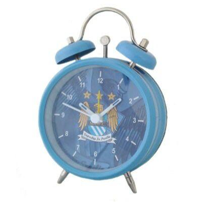 Manchester City ébresztő óra