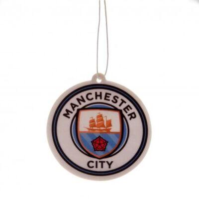 Manchester City autós légfrissítő