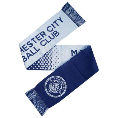 Manchester City kötött sál FADE