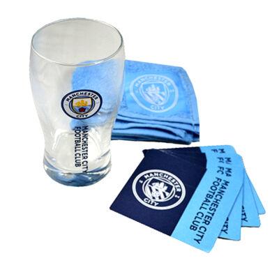 Manchester City mini bár szett WMARK