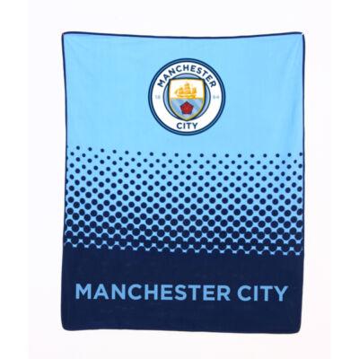 """Manchester City polár takaró """"Fade"""""""