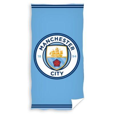 Manchester City törölköző STRIPE