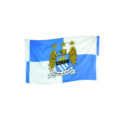 """Manchester City zászló """"Quarters"""""""