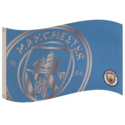 Manchester City zászló RATY